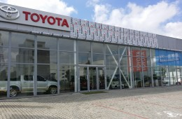 TOYOTA Showroom – Bucuresti